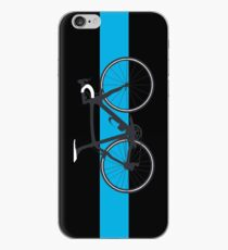 Bike Team Sky (Big - Highlight) iPhone Case