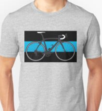 Bike Team Sky (Big - Highlight) Unisex T-Shirt