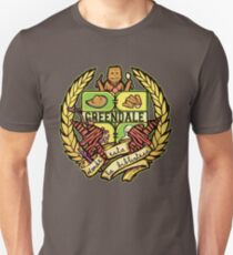 Donde Esta La Biblioteca  Unisex T-Shirt