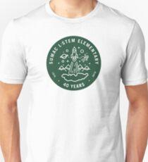 40 Year Anniversary Graphic Slim Fit T-Shirt