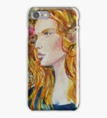 Renaissance Woman iPhone Case/Skin