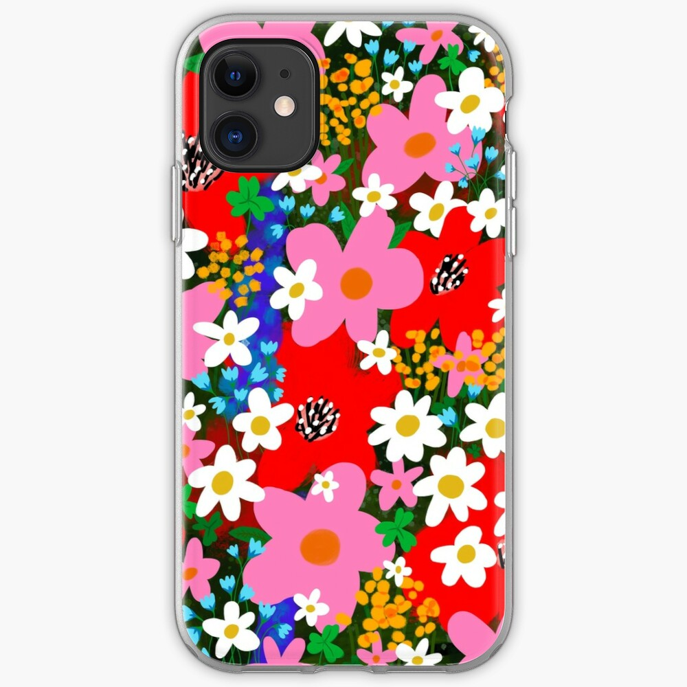 Flower Power! iPhone Case & Cover