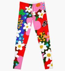 Flower Power! Leggings