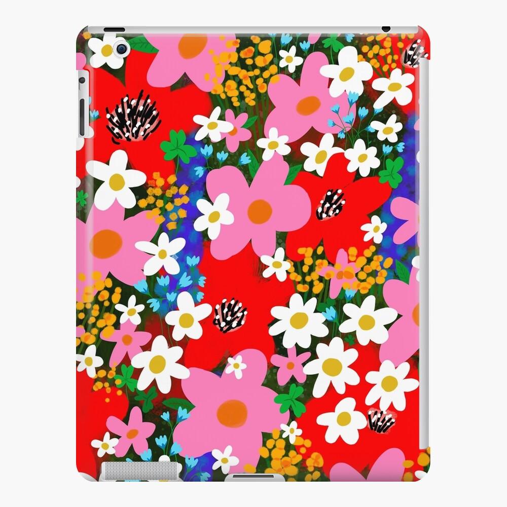 Flower Power! iPad Case & Skin