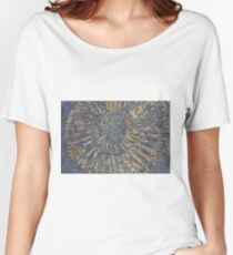 Pyritized Ammonite Women's Relaxed Fit T-Shirt