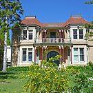 Mimosa - Historic Hobart Mansion by TonyCrehan