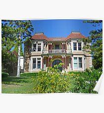Mimosa - Historic Hobart Mansion Poster