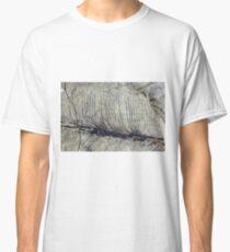 Fragile Fossil Plant Leaf Classic T-Shirt