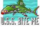 U.S.S. BITE ME by Terry Smith