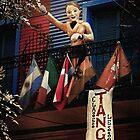 Patagonia 13:Evita, Buenos Aires, Boca Neighborhood,  by Ted Byrne