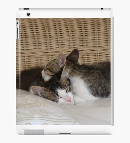 Snuggled Up iPad Case/Skin