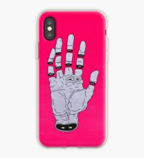 THE HAND OF ANOTHER DESTYNY iPhone Case