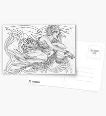 Autumn Phoenix Postcards