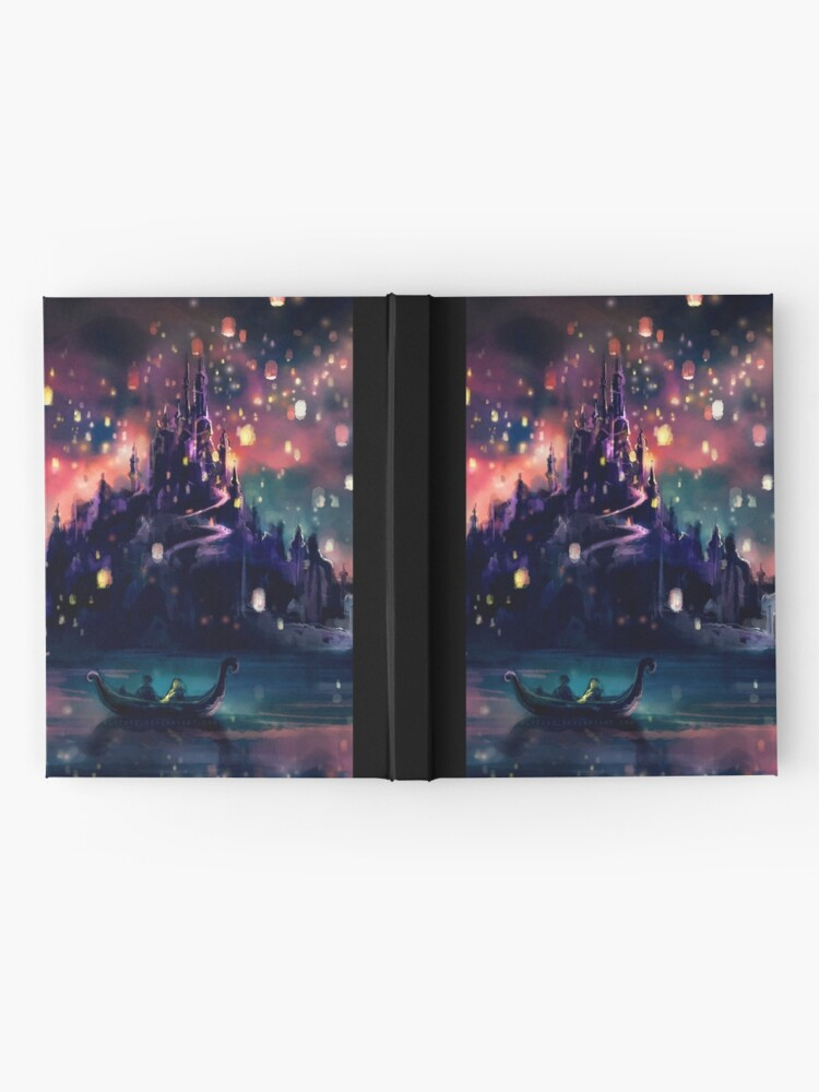 Alternate view of Tangled Hardcover Journal