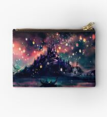 Tangled Zipper Pouch