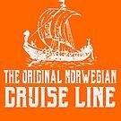The Original Norwegian Cruise Line von mjacobp