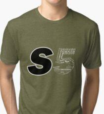 Castle S5 Tri-blend T-Shirt