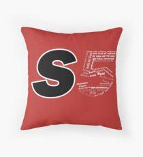 Castle S5 Throw Pillow