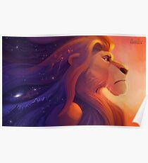 Póster Lion King 2