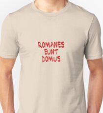 Romanes Eunt Domus - Life of Brian T-Shirt
