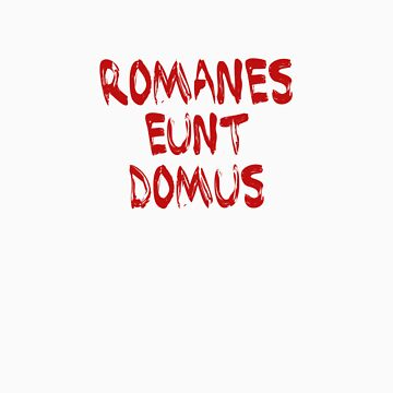 Romanes Eunt Domus - Life of Brian by alopezm