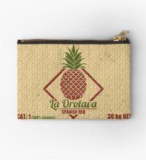 Fruits - Pineapple Basket Studio Pouch