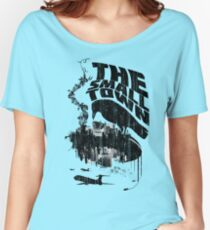 THE SMALL TOWN Women's Relaxed Fit T-Shirt