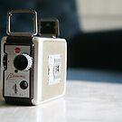 Brownie Movie Camera  by LynnEngland