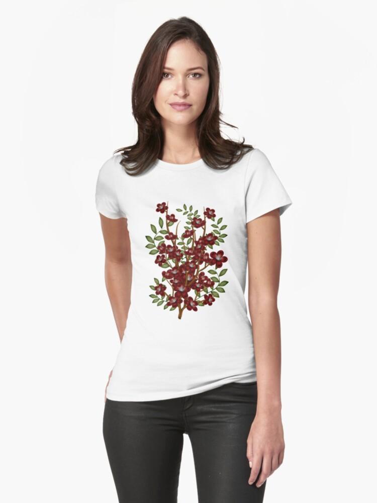Winter flowers by LoneAngel
