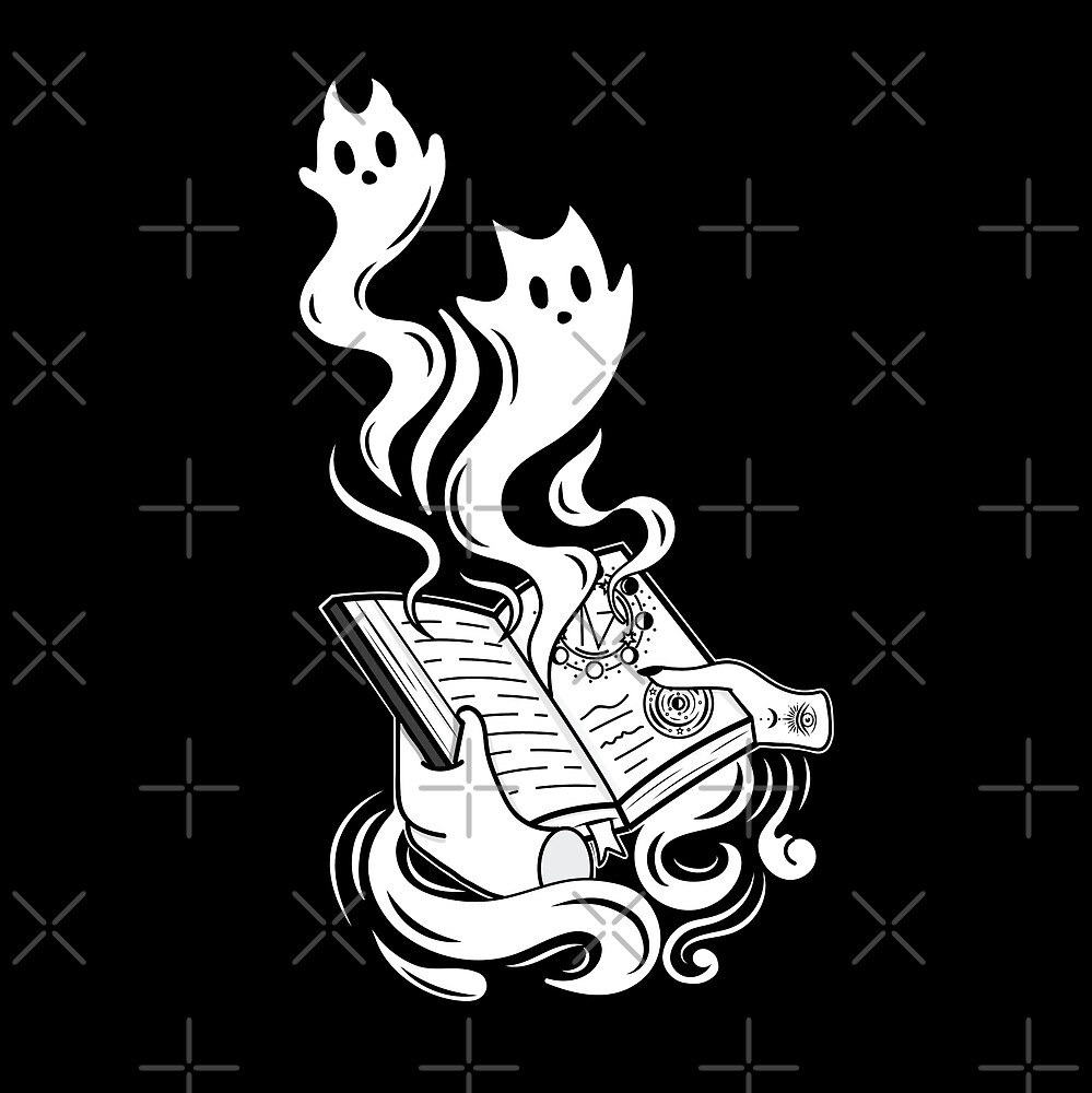 Spirit Book by Bonnabell .