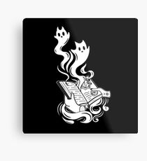 Spirit Book Metal Print