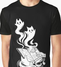 Spirit Book Graphic T-Shirt