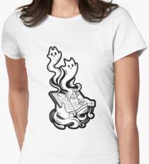 Spirit Book Fitted T-Shirt