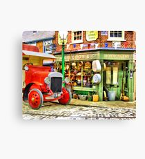 Kingdon and Co, Ironmomgery - HDR Canvas Print