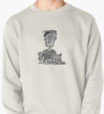unhappy Pullover Sweatshirt