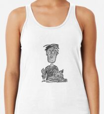 unhappy Racerback Tank Top