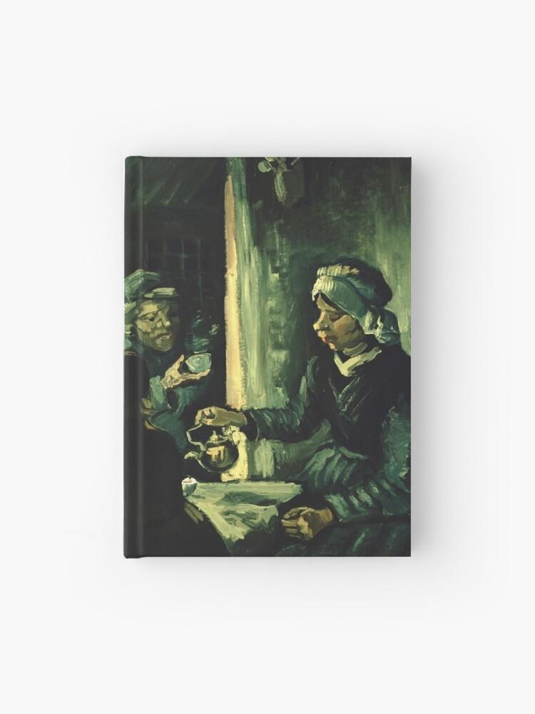 Vincent van Gogh - Los comedores de patatas | Cuaderno de tapa dura