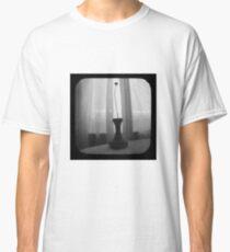 Vase Silhouette B&W TTV Classic T-Shirt