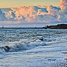 Sunrise, Seaham Harbour. UK by David Lewins
