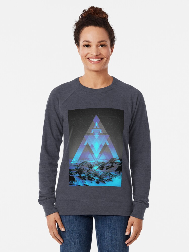Alternative Ansicht von Weder echt noch imaginär Leichter Pullover