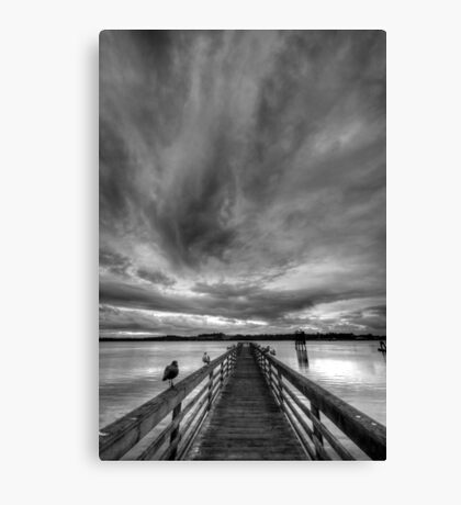 Another perspective Canvas Print