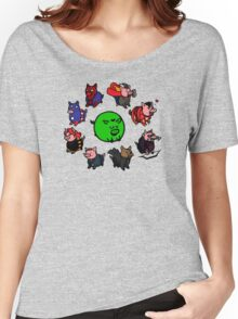 Pig Avengers Women's Relaxed Fit T-Shirt