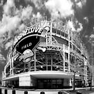 Progressive FIeld, Formerly Jacobs Field. by Jhug