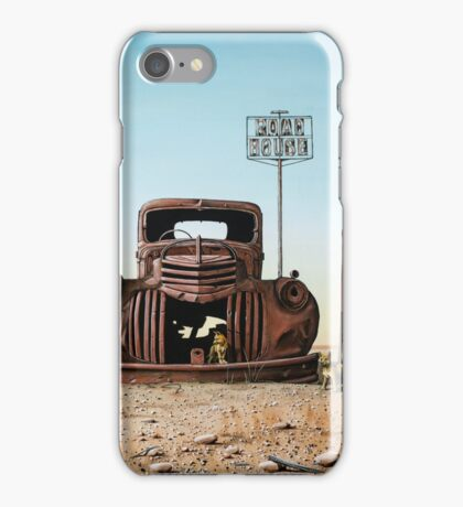 Looking For Fuel iPhone Case/Skin