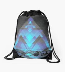 Neither Real Nor Imaginary Drawstring Bag