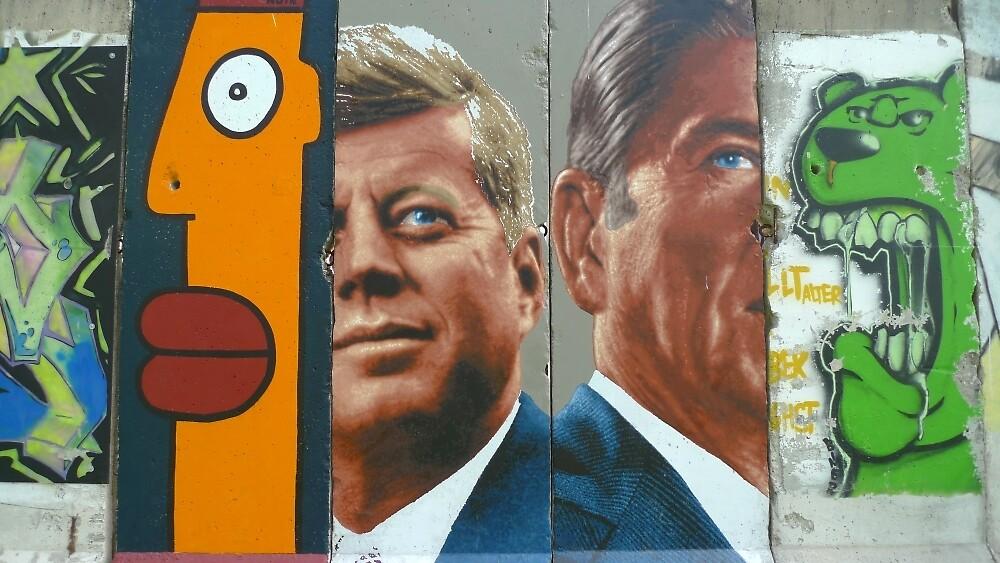 Reagan wall decor