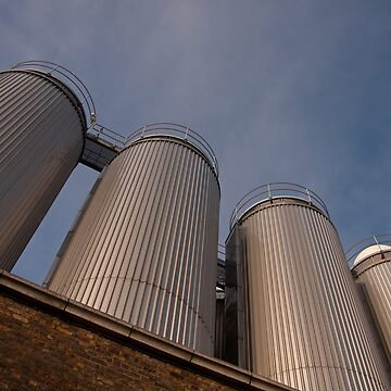 Guinness vats by jon77lees