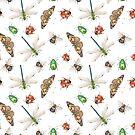 British Bugs. by Theodora Gould