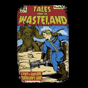 Tales from the Wasteland de BCArtDesign
