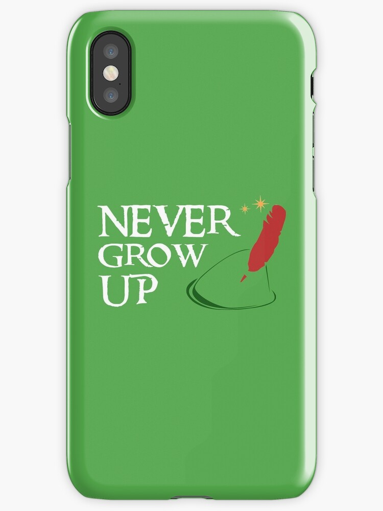 Never Grow Up by Brian Rex
